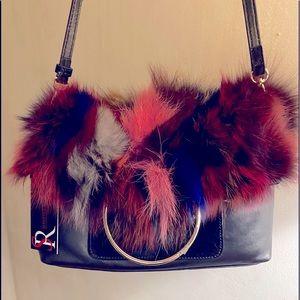 Sandra Roberts clutch/shoulder bag